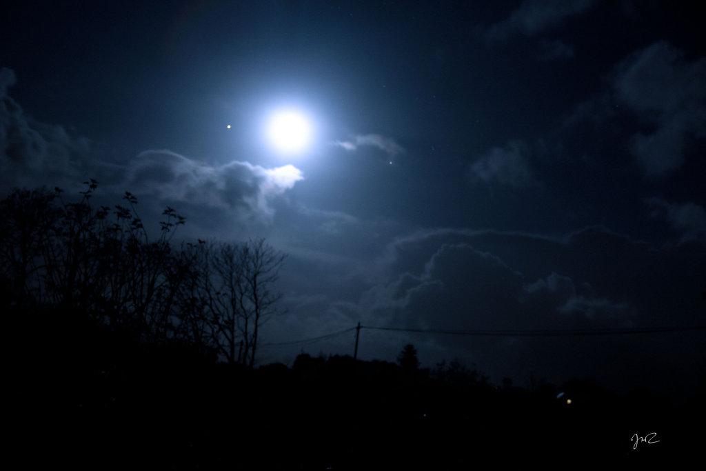 An noz e Melgven (Melgven night)